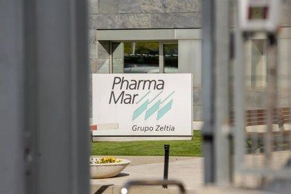 PharmaMar se dispara un 7,5% en Bolsa tras los nuevos datos sobre su fármaco para el cáncer de pulmón
