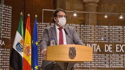 Extremadura aisla todos sus municipios y cierra el comercio y hostelería en las localidades mayores de 5.000 habitantes