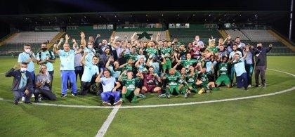 El Chapecoense vuelve a la Primera División de Brasil
