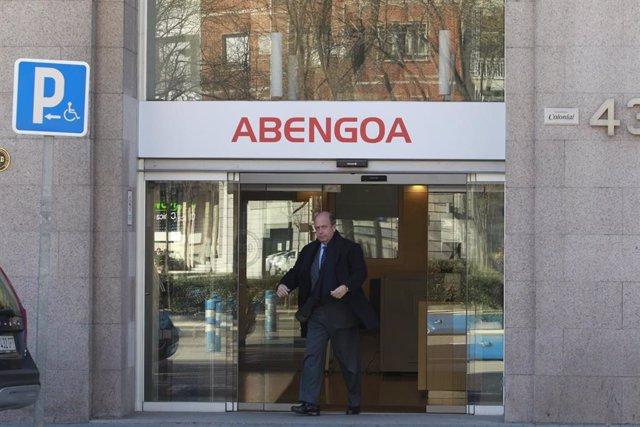 Imagen de archivo de una sede de Abengoa.