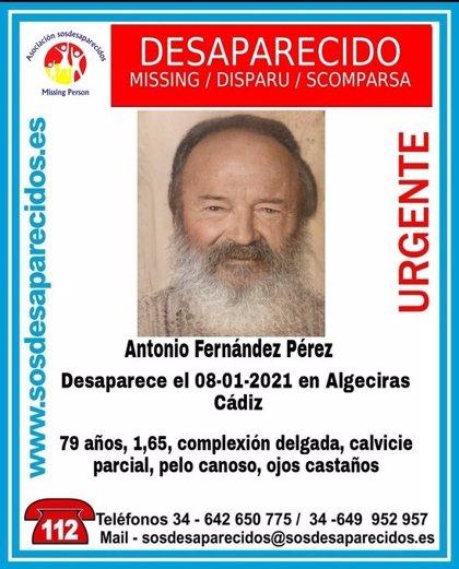 Buscan a un anciano desaparecido en Algeciras (Cádiz)