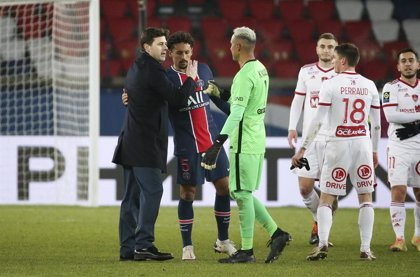 Pochettino conquista su primer título con el Paris Saint-Germain
