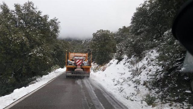 Carretera del Puerto de Bayárcal