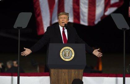 """VÍDEO: EEUU.- La Cámara de Representantes da luz verde al 'impeachment' contra Trump por """"incitación a la insurrección"""""""