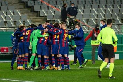 Riqui Puig y Ter Stegen meten al Barça en la final