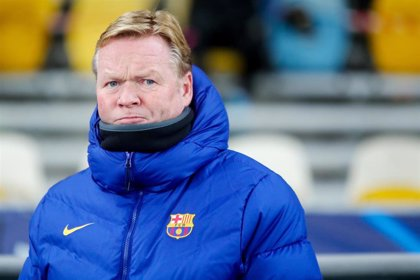 "Koeman: ""Riqui Puig ha tenido mucha personalidad"""