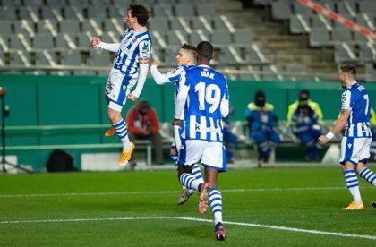 """Oyarzabal: """"Esto es fútbol, no hay que darle más vueltas"""""""