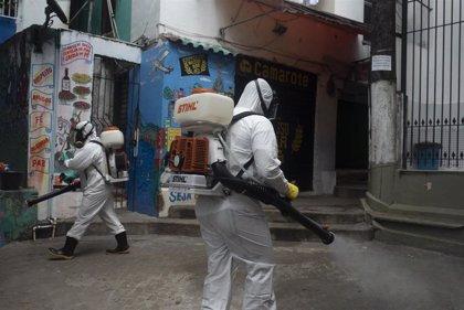 AMP.- Coronavirus.- Brasil se acerca a los 206.000 fallecidos por coronavirus