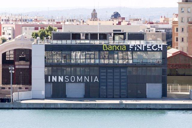 Sede de Banki Fintech en Valencia.