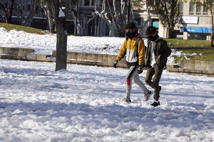 Tercer día de récord de frío en España este jueves: Getafe (Madrid) con -12ºC supera su mínima más baja de 1985
