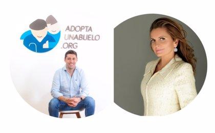 Los fundadores de Fundación Starlite y Adopta Un Abuelo reciben el premio CEU Ángel Herrera Alumni Senior y Junior