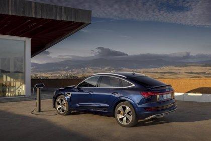 Audi desarrolla una solución de carga inteligente y optimizada para sus modelos eléctricos