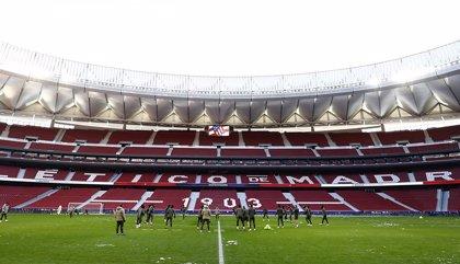 El Leganés recibirá al Sevilla en Copa en el Metropolitano
