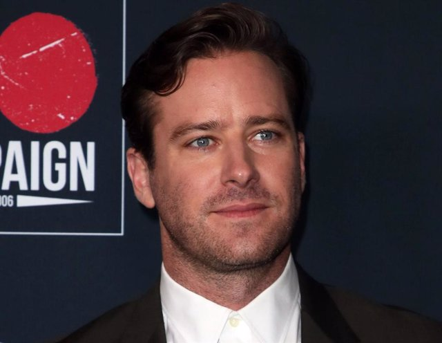 Armie Hammer attends the Go Campaign's 13th Annual Go Gala at NeueHouse Hollywood on November 16, 2019 in Los Angeles