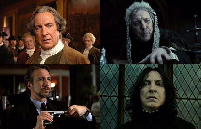 Alan Rickman: Su inolvidable legado en 10 personajes