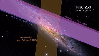 La NASA esclarece el origen de una explosión cósmica cercana