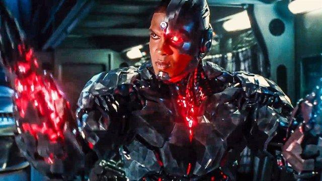 Ray Fisher es Cyborg en Liga de la Justicia