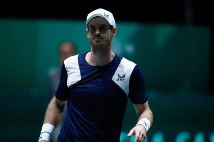 Andy Murray contrae coronavirus y no podrá disputar el Abierto de Australia