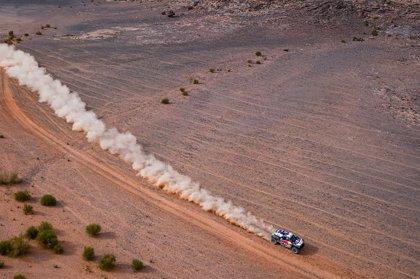 Argentina.- Rally/Dakar.- Peterhansel y Benavides, grandes favoritos antes de la última etapa
