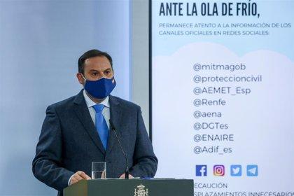 Gobierno estudiará si Madrid cumple requisitos de zona catastrófica  pero avisa: eso ahora no resuelve la movilidad