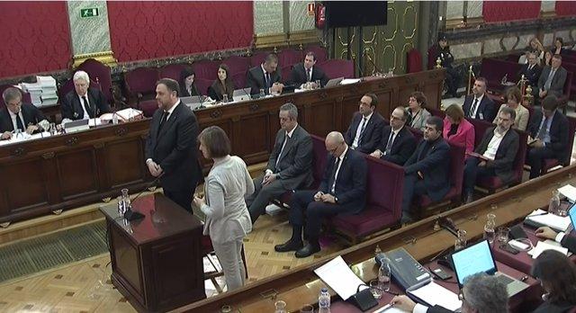 El TS tendrá que quitar años de cárcel a los condenados por el 'procés' si se reforma a la baja el delito de sedicción