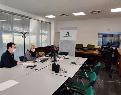 Salud se reúne por videoconferencia con los alcaldes de Huelva para abordar la situación