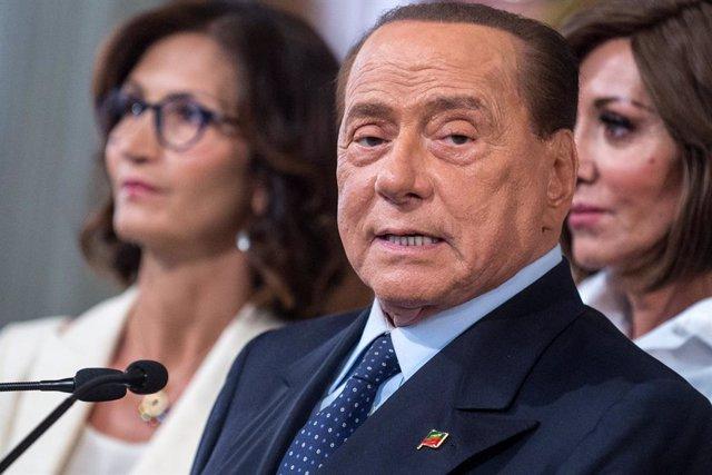 Silvio Berlusconi, ex-primer ministre d'Itàlia.