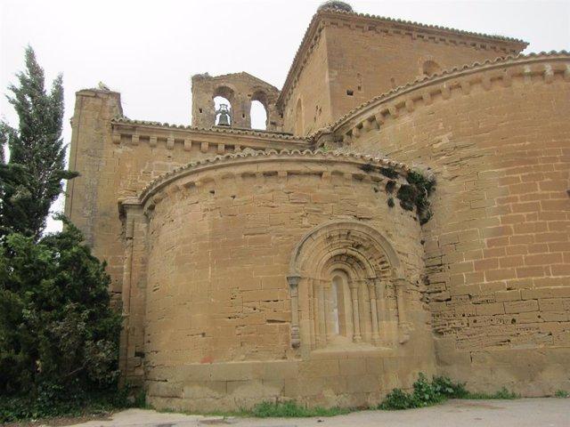 Monestir de Vilanova de Sixena (Osca)
