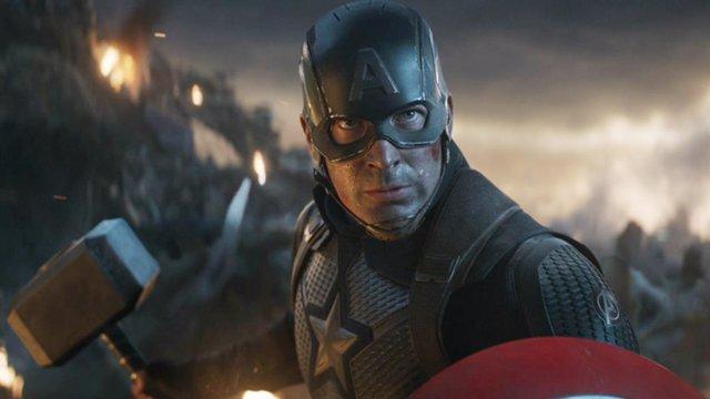 Chris Evans es Capitán América