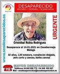 Buscan a un anciano desaparecido este jueves en Casabermeja (Málaga) 1