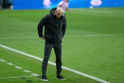 """Zidane: """"No es un fracaso"""""""