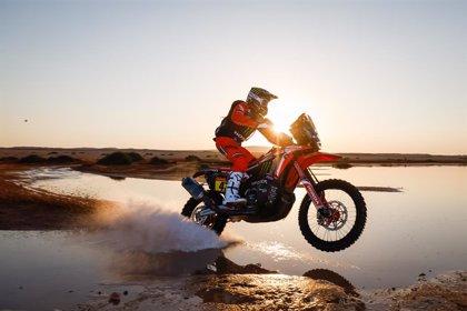 Argentina.- Rally/Dakar.- Peterhansel y Benavides se proclaman vencedores del Dakar