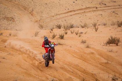 """Rally/Dakar.- Benavides: """"Estoy muy feliz por ser el primer sudamericano en ganar el Dakar"""""""