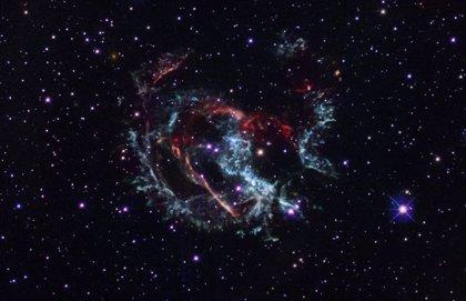Imágenes del Hubble ponen lugar y fecha a una supernova