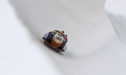 Ander Mirambell, 15º en la Copa del Mundo en Saint-Moritz