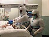 Foto: Desarrollan una prueba de ADN que identifica rápidamente la neumonía en pacientes graves con COVID-19