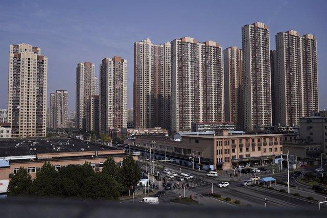 Vista general de Wuhan