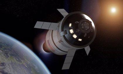 La primera nave Orion queda lista para viajar a la Luna