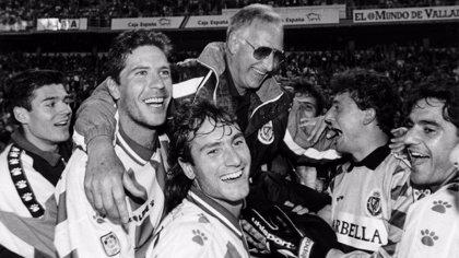 Fallece Vicente Cantatore, exentrenador del Real Valladolid