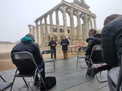 El Grupo de Ciudades Patrimonio de la Humanidad buscará una asociación con otras siete de Portugal