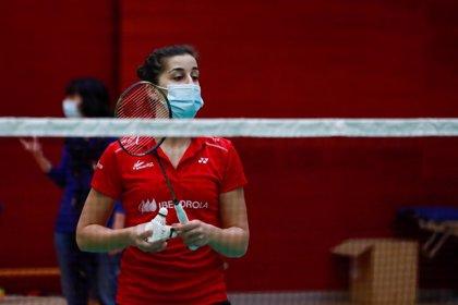 Carolina Marín se mete en semifinales del Abierto de Tailandia