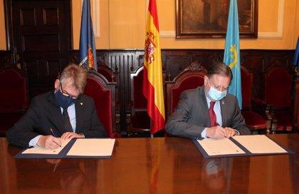 El Ayuntamiento renueva el convenio con el Colegio Oficial de Aparejadores y Arquitectos Técnicos