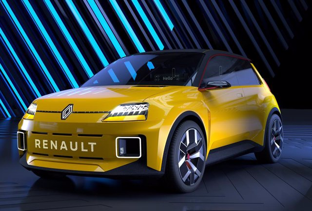 Nuevo prototipo Renault 5.