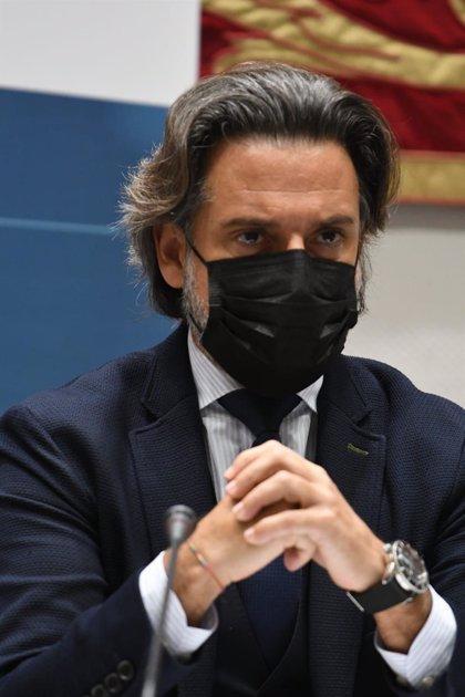 Gustavo Matos, reelegido por unanimidad presidente de la Calre
