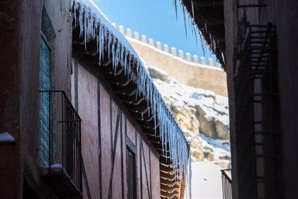 Protección Civil alerta por mínimas hasta -10ºC en el interior y vientos 100km/h en el noreste y Baleares