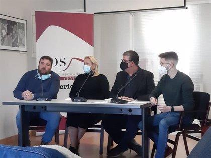 'Andalucía no se rinde' presenta su asamblea en Sevilla y hace un llamamiento a la ciudadanía a participar