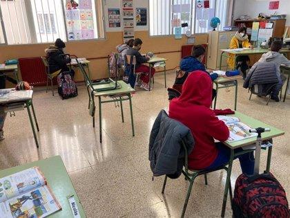 ANPE recomienda a los alumnos de Baleares usar ropa térmica en las aulas, especialmente a los de infantil y primaria