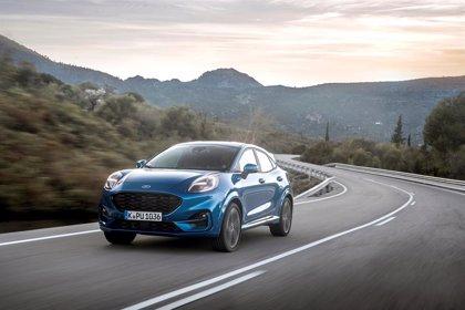Las ventas de Ford en Europa caen un 26,8% en 2020 y su cuota de mercado baja al 7,1%