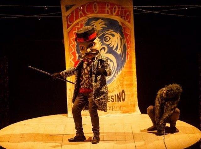 El Festival TIF Granada clausura su edición especial con las propuestas teatrales de Baychimo