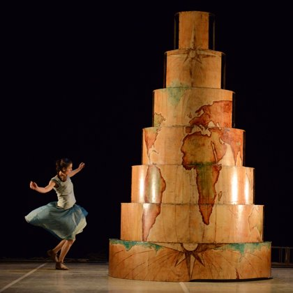 El circo andaluz de Vaivén agota localidades en el Teatro Cánovas de Málaga este fin de semana